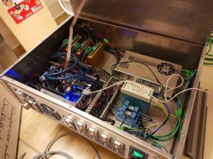 CNC-Steuerung meiner Portalfräsmaschine